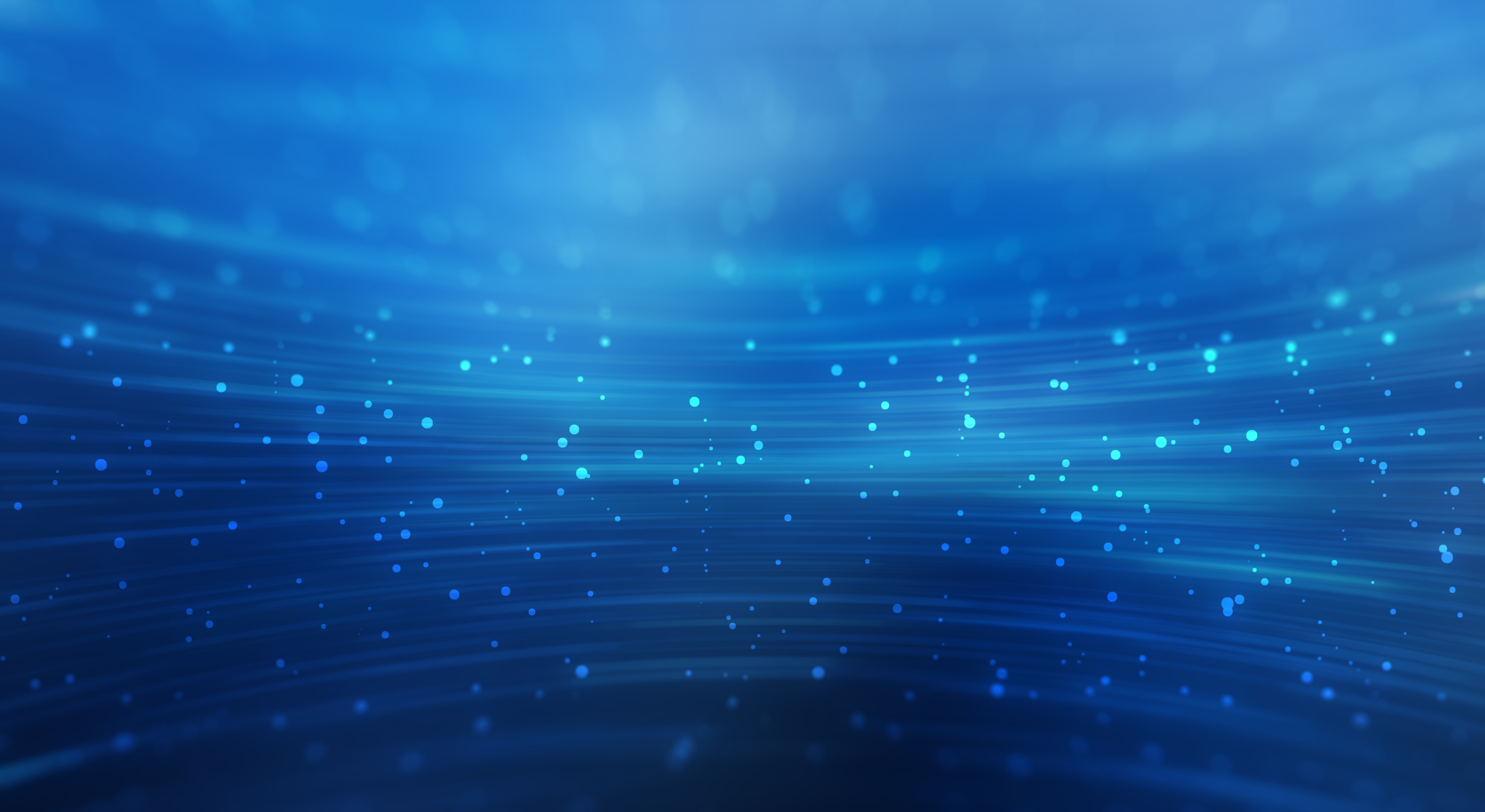 Blue Background Image with Stars